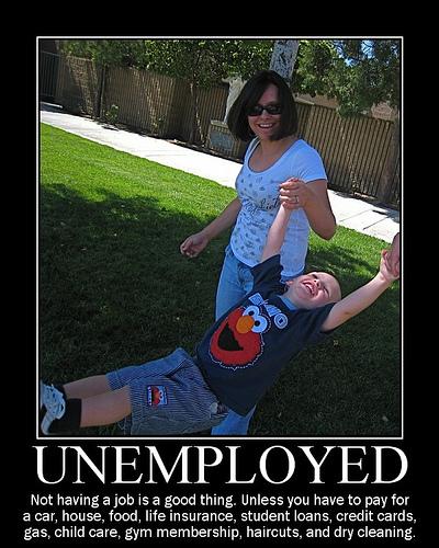 unemployedposter